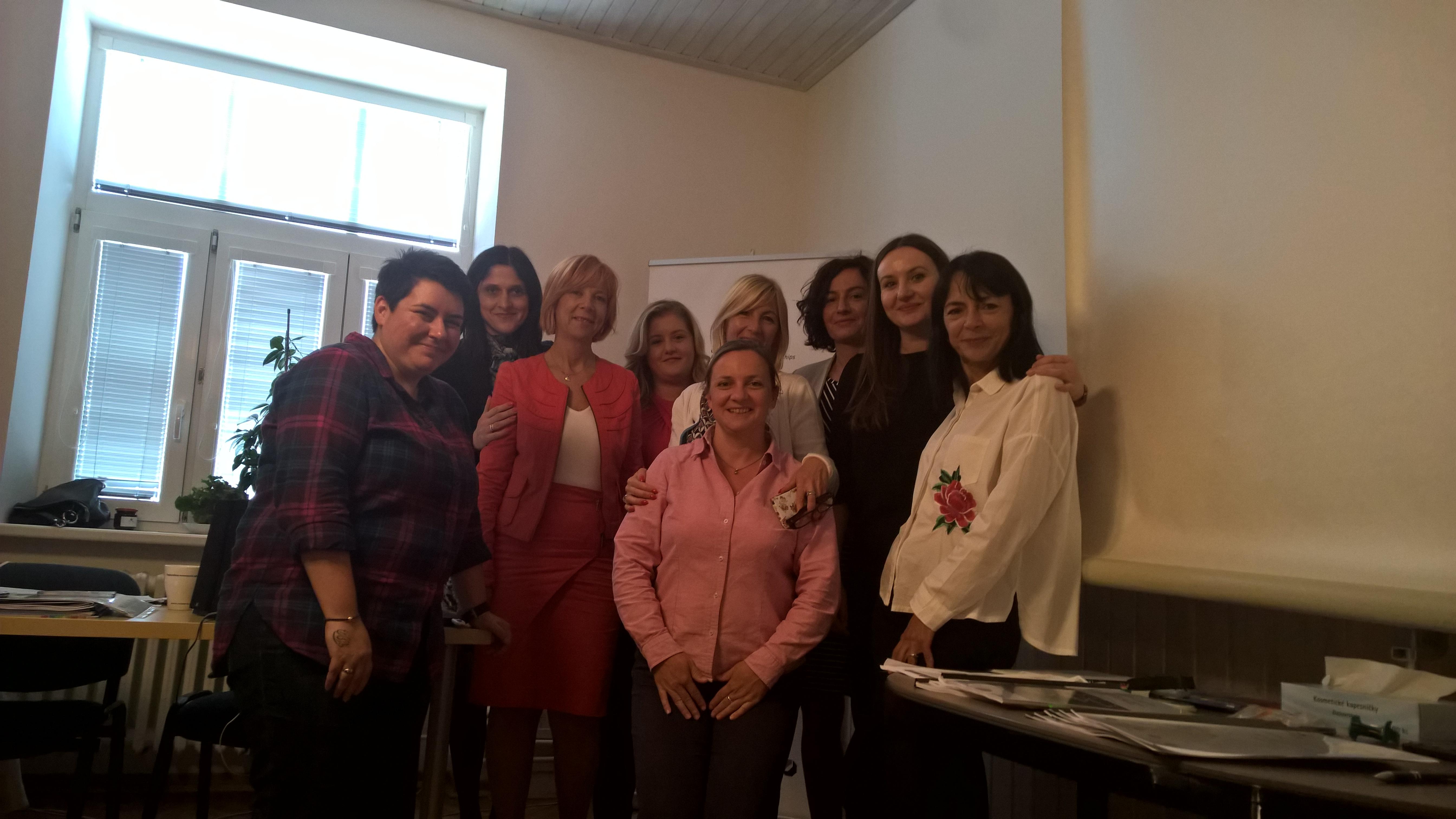 3. stretnutie projektových partnerov v Bratislave