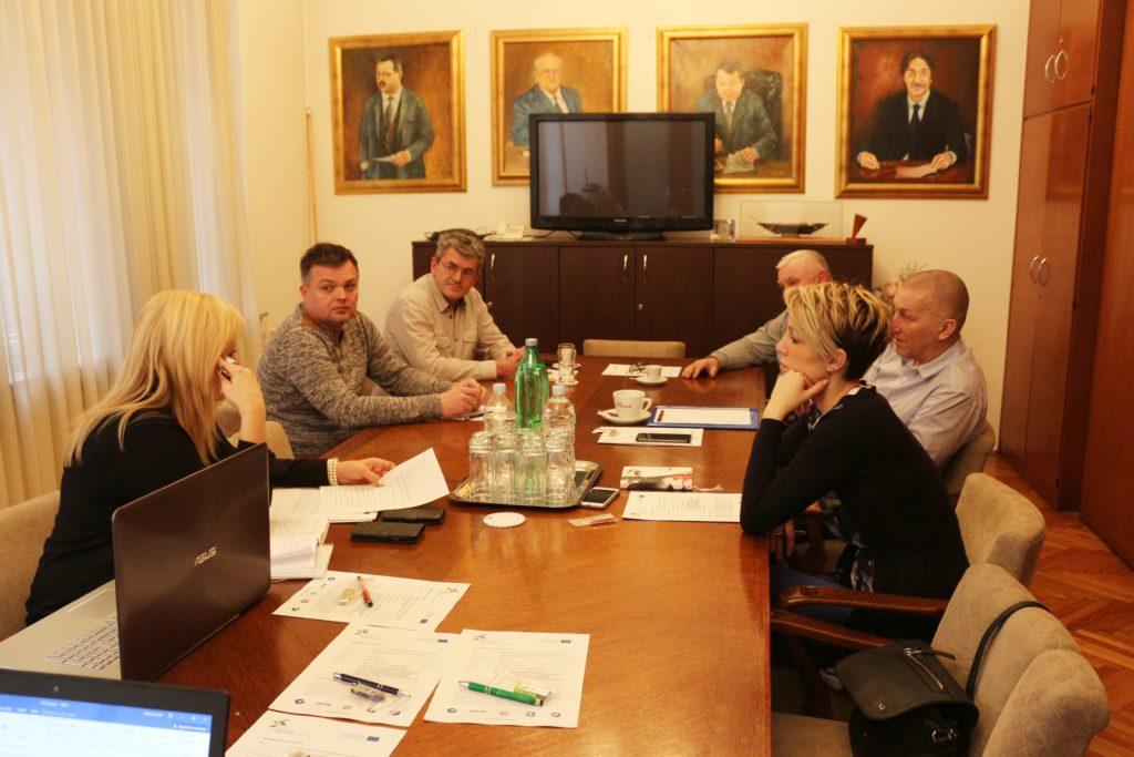 Održan sastanak fokus grupe u Hrvatskoj