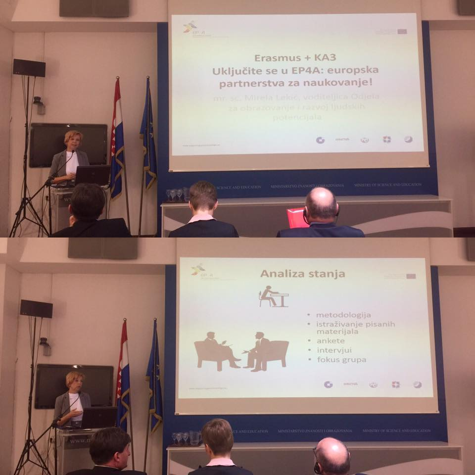 Projekt EP4A predstavljen na Forumu promocije strukovnog obrazovanja