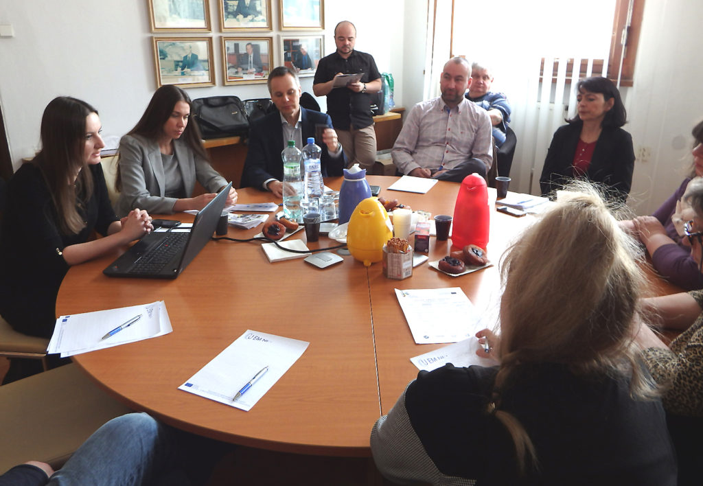Vyhodnotenie prieskumu názorov podnikateľov a fokusová skupina v rámci projektu EP4A