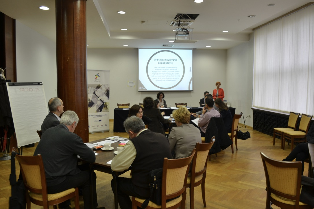 2nd Apprenticeship Partnership Formation Workshop in Croatia