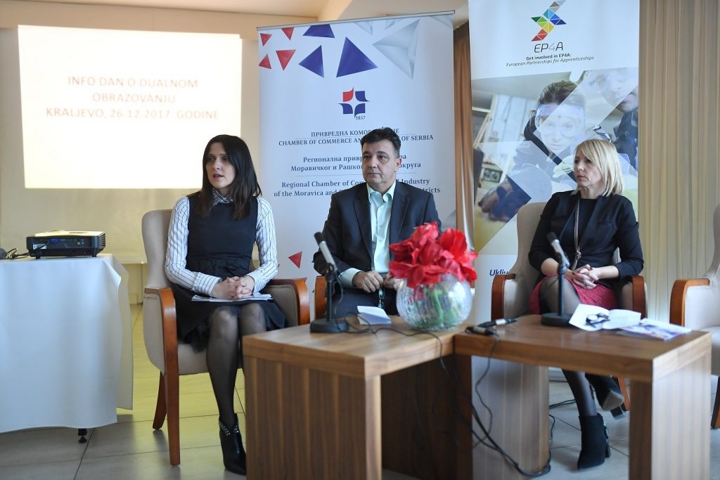 Open information day organised in Serbia