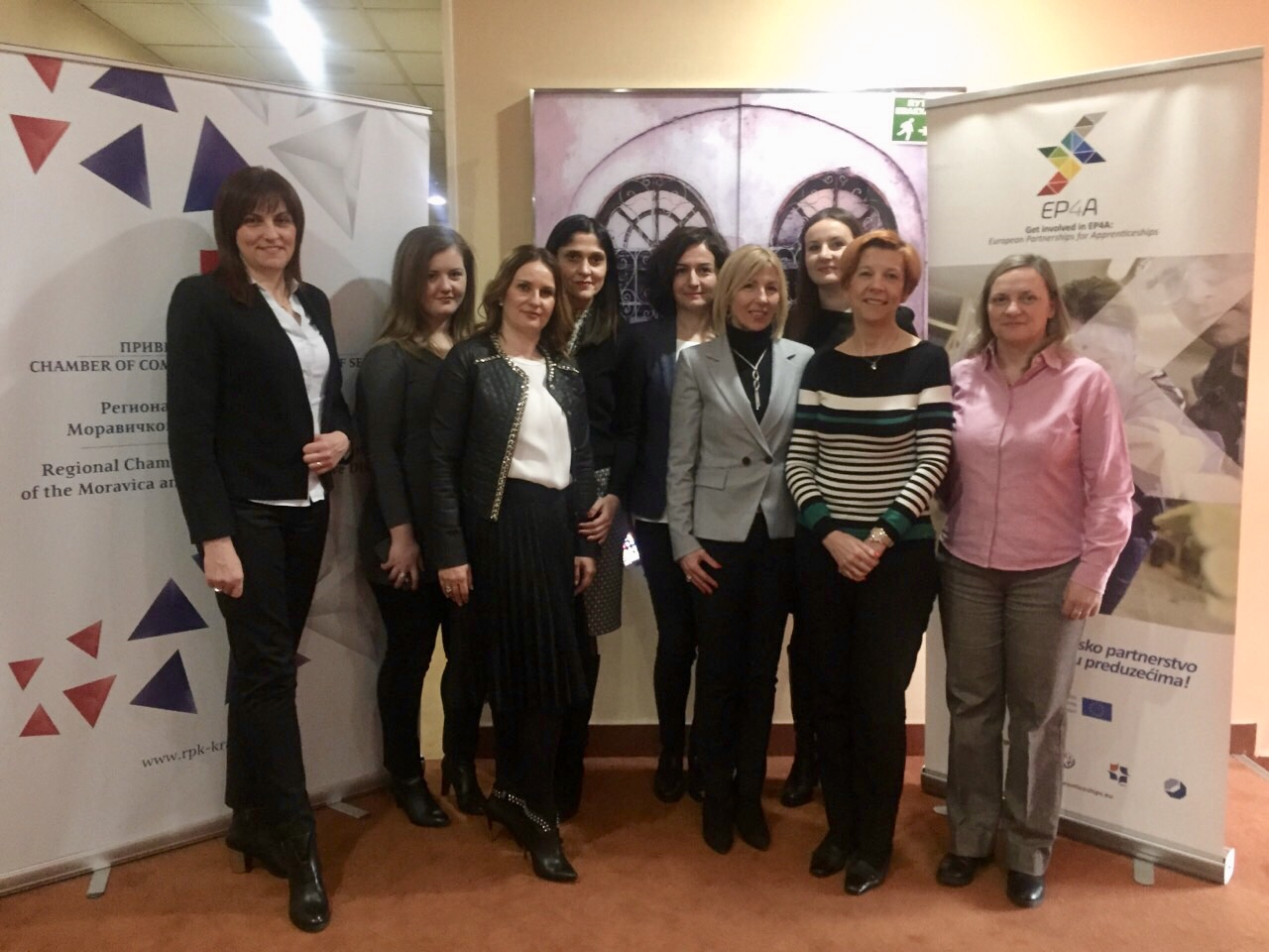 Četvrti sastanak partnera projekta EP4A u Kraljevu