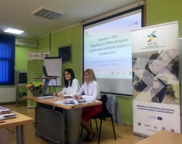 Apprenticeship partnership formation follow up workshop organised in Serbia