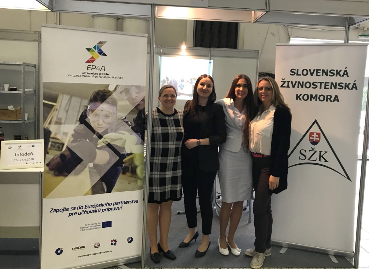 EP4A Workshop and Info-day in Slovakia: Partnerships for the future – How to support reinforcement of dual education through co-operation