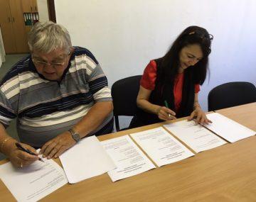 Memorandum o porozumení podpísané na Slovensku