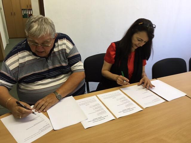 Memorandum of Understanding signed in Slovakia