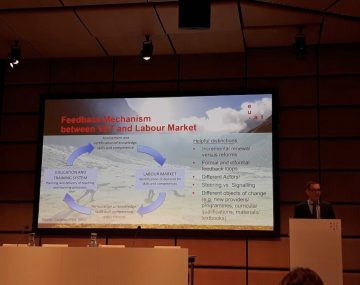 """VET expert conference: """"The Future of Vocational Education and Training in Europe"""""""