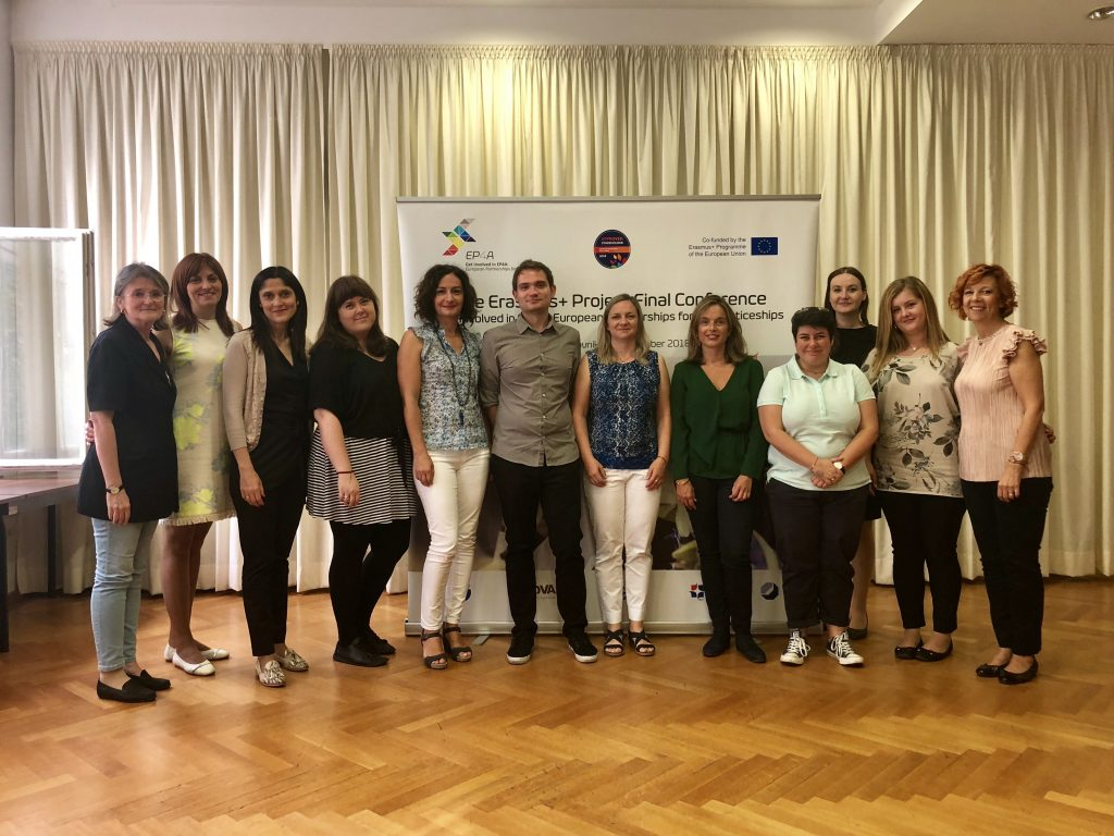 EP4A Final Project Partners' Meeting in Zagreb